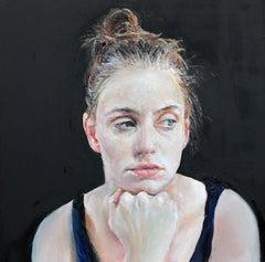 """Edifice"" Oil Painting"