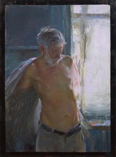 """""""Empire Kansas"""" Oil Painting"""