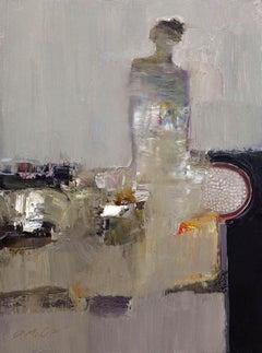 """Undaunted"" Oil Painting"