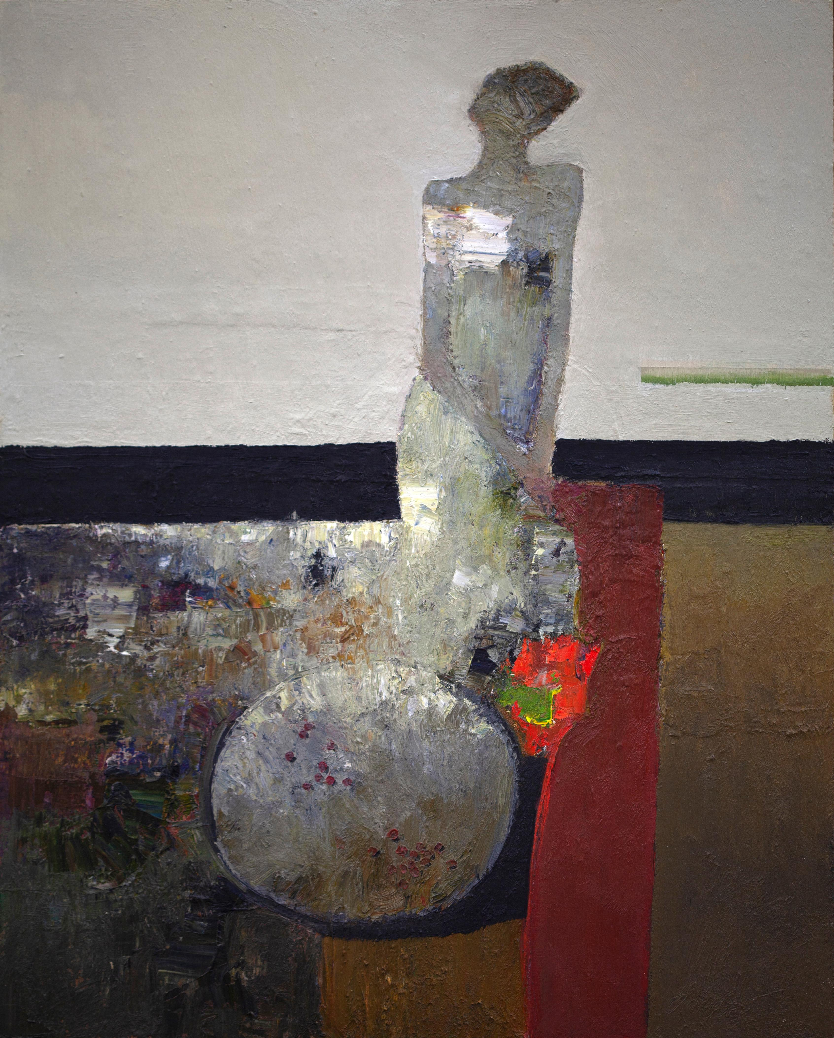"""Seductive"" Oil Painting"