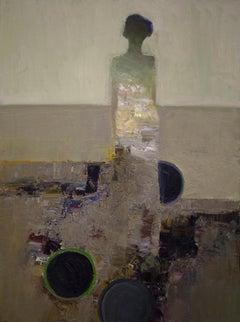"""Harmony of Grays"" Oil Painting"