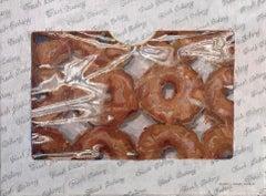 """""""Baker's Dozen"""", Oil Painting"""