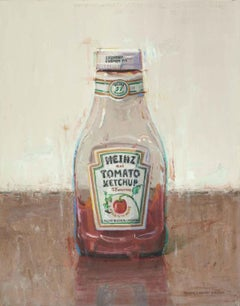 """""""Ketchup"""", Oil Painting"""
