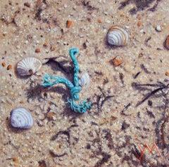 Washed Ashore North Sea Beach IX