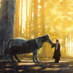 Harry Meets Buckbeak