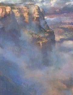 John, El Canyon y la Bruma