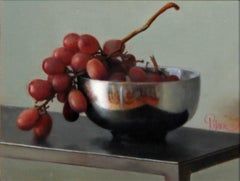 """""""Grapes"""" Oil Painting"""