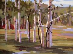 """Verano,"" Oil Painting"