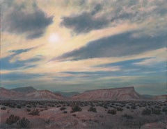 """""""Frontage Road"""" Oil Painting"""