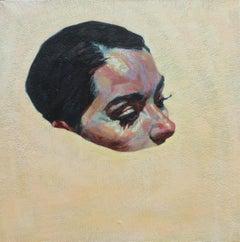 """Emergence"" Tempera Painting"