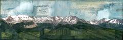 """RMNP Camp Eloise,"" Mixed Media Painting"