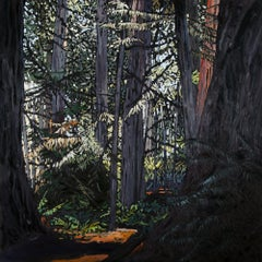 """""""The Forest Awakens"""" Oil Painting"""