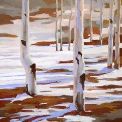 """Adaptation,"" Oil Painting"
