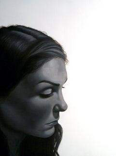"""Rachel"" Oil Painting"
