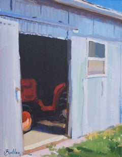 """""""Tucked Away"""" Oil Painting"""