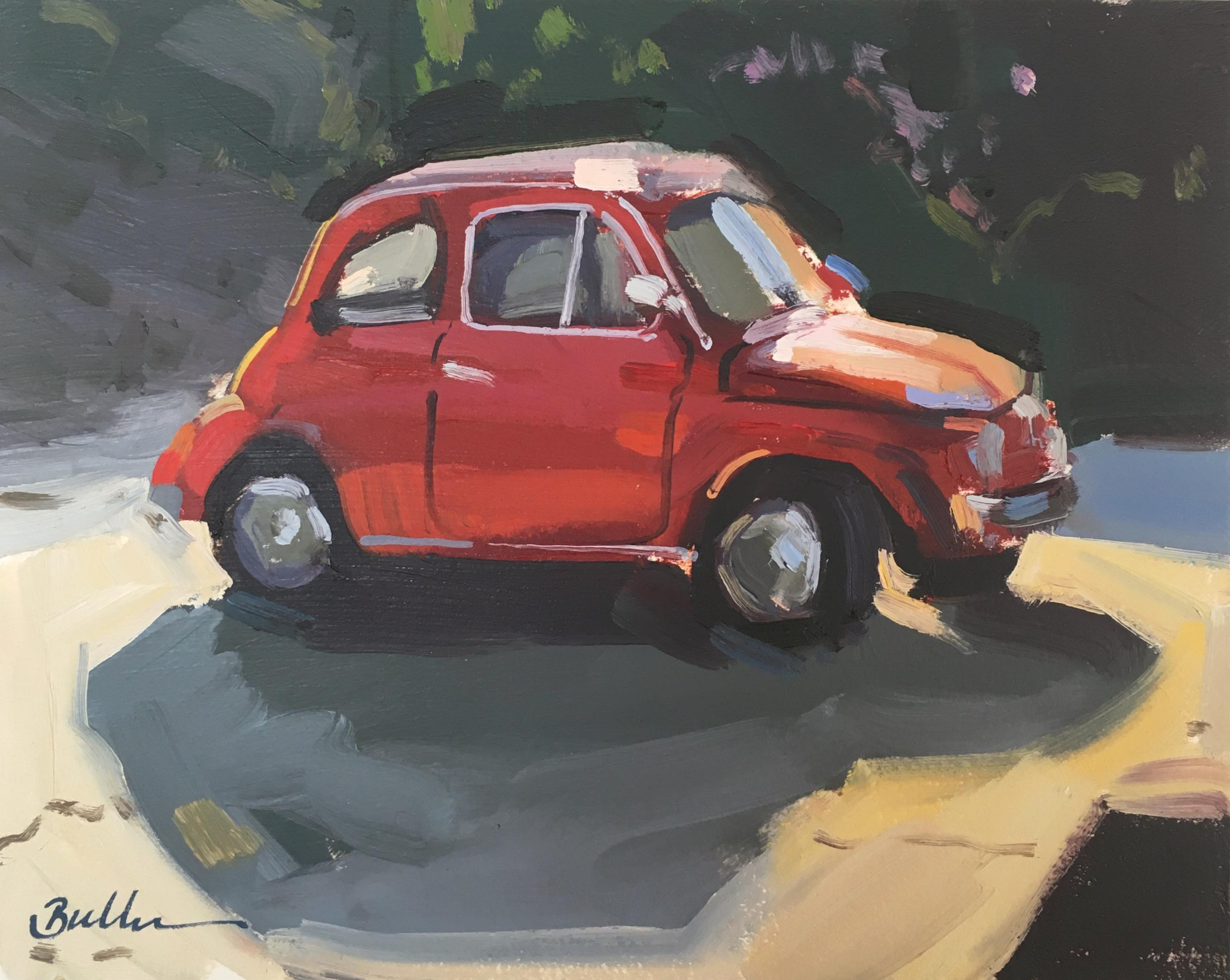 """""""Fiat"""" Oil Painting"""