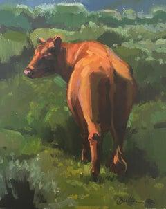 """""""Drigg's Brush"""" Oil Painting"""
