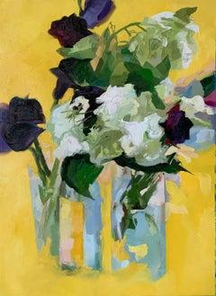 """YWB"", Oil painting"