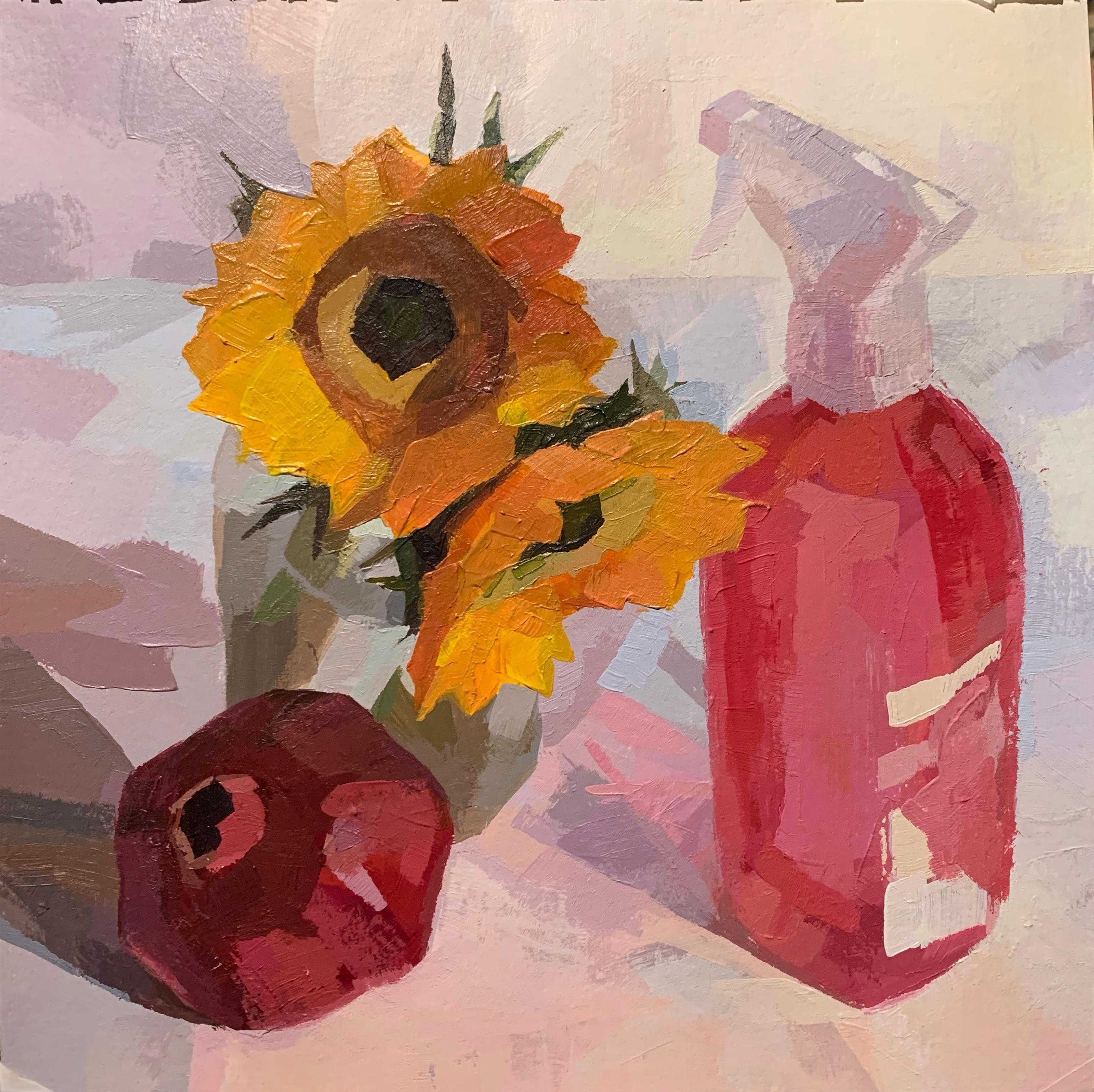 """Method"", Acrylic painting"