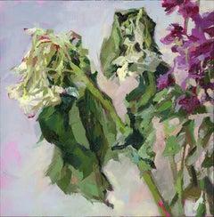 """Wilt"", Oil painting"