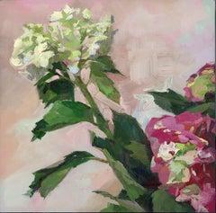 """True North"", Oil painting"