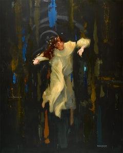 """""""Adrift"""" Oil Painting"""