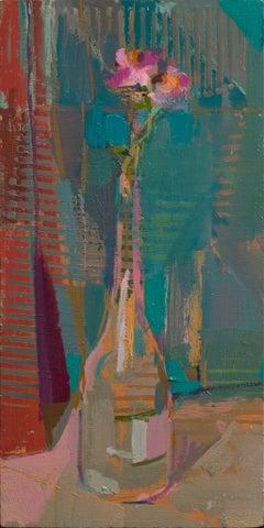 """""""Bottled,"""" Oil Painting"""