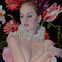 """Regal,"" Oil Painting"
