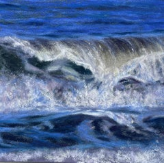 """""""Out there,"""" Pastel Drawing"""