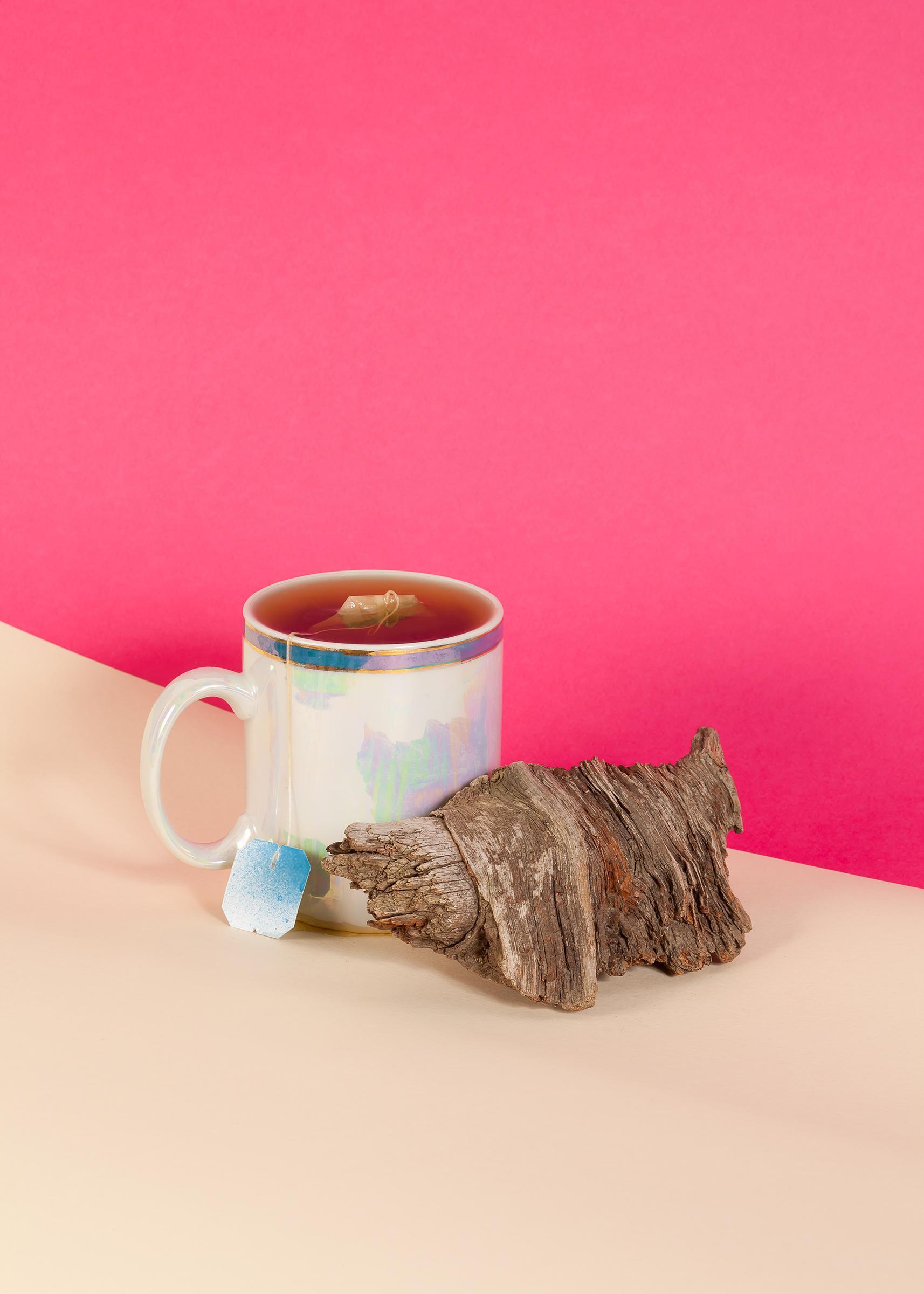 Modern Traditional Still Life Scene, Limited Edition Giclée, Retro Pastel