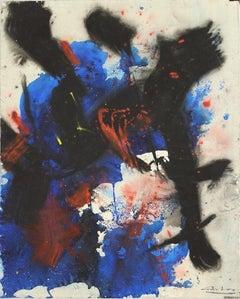 Three Black Stripes (No. 2232), 1960
