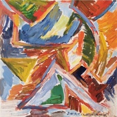 Abstract No. 2, ca. 1980