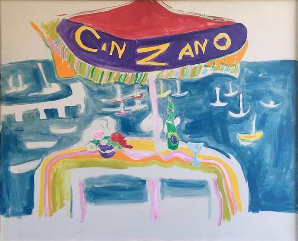 Cinzano (Provincetown), 1968