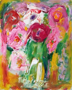 Finemanes & Peonies, 1990