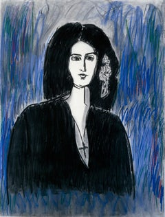 Portrait of George Sand, 1988