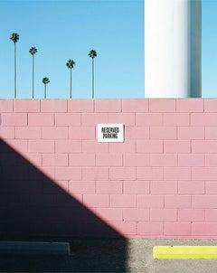 George Byrne, 'East Hollywood Carpark'