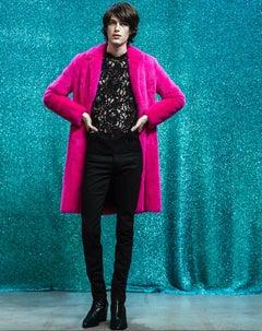 Sebastian,  70 in x 47 in (Fashion)