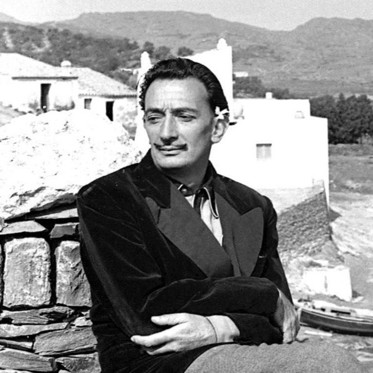 Salvador Dali 6 - Photorealist Photograph by Jose Luis Beltran de Lassaletta