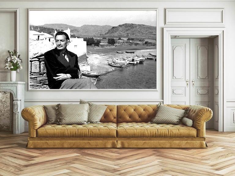 Salvador Dali 6 - Photograph by Jose Luis Beltran de Lassaletta