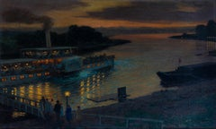 """A NIGHTLY RIVER CRUISE"""