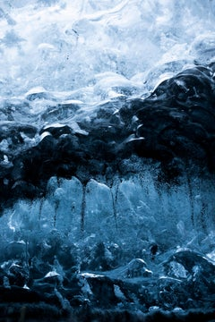 Blue Photo, Nature Pictures Ice Cold Photography: Permafrost 815
