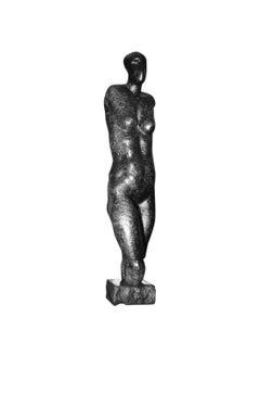 Monumental Sculpture Olympia by Henri-Paul Derycke French Sculptor