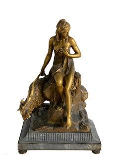 Metal Nude Sculptures