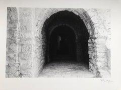 "Dalel Tangour, Tunisian artist photographer, Lueurs ""Gleams ""black & white"