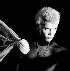 Billy Idol - Rebel Yell (Limited Edition of 25) - Celebrity Photography