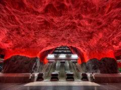 Solna Centrum Metro, Stockholm (Limited Editions of 10, No 4-10) - Contemporary