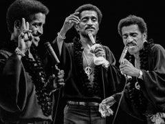 Sammy Davis Trio (Limited Edition of 25, No 20-25) - Iconic Celebrity Prints