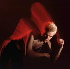Billy Idol - Rebel Yell (color) - Limited Edition of 25 - Celebrity Photography