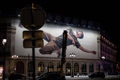 Paris Billboard (Limited Edition of 25) - Street Photography
