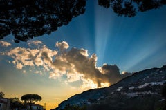 Divine Ravello Sunset, Italy (Limited Edition of 25) - Nature Photography